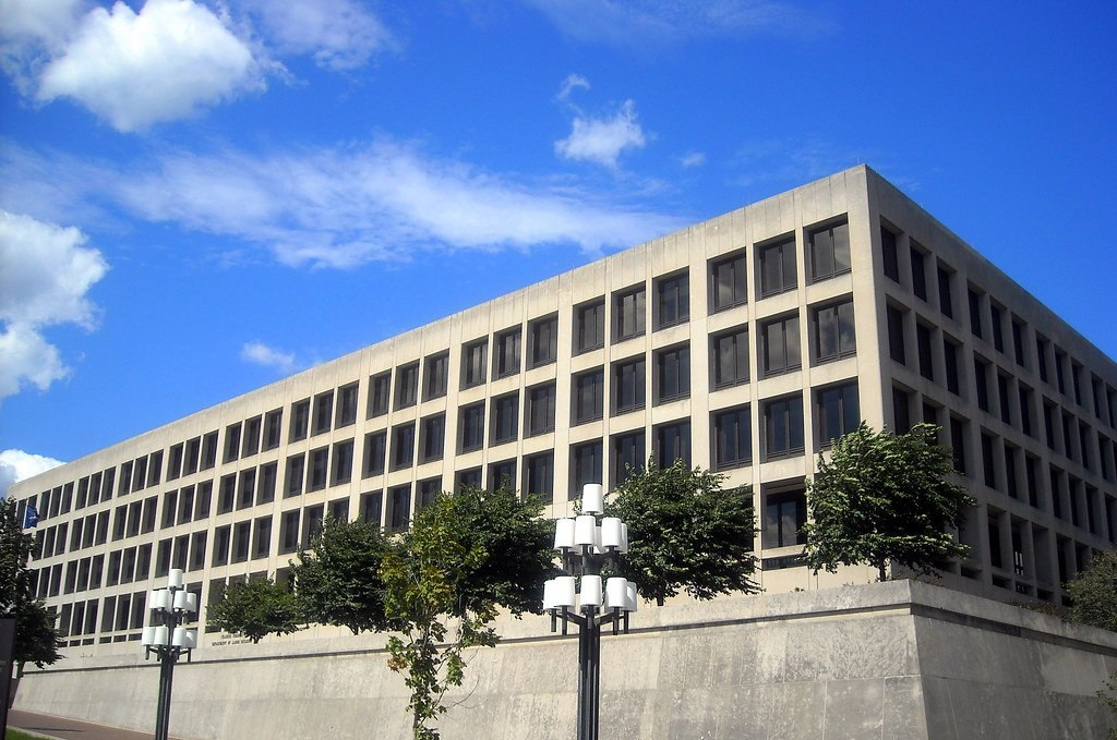 Department of Labor building exterior